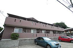 愛知県名古屋市緑区鳴海町字清水寺の賃貸アパートの外観