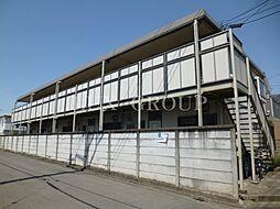 東京都国分寺市高木町3の賃貸アパートの外観