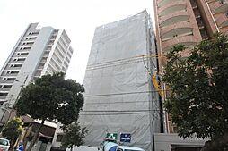 大阪府大阪市天王寺区勝山1丁目の賃貸マンションの外観