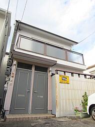 兵庫県神戸市兵庫区熊野町2丁目の賃貸アパートの外観
