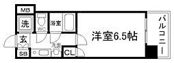 新大阪プライマリーワン[6階]の間取り
