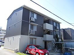 愛知県名古屋市昭和区伊勝町1丁目の賃貸アパートの外観