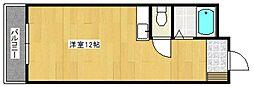 井ノ口ビル[2階]の間取り