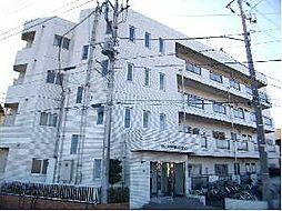 ローズ小谷田マンション[203号室]の外観