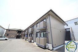 リビングタウン加古川西A[2階]の外観