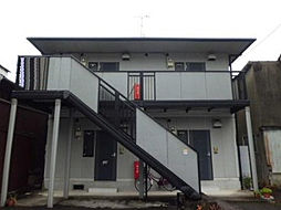 兵庫県たつの市龍野町川原町の賃貸アパートの外観