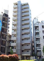 東京都渋谷区富ヶ谷1丁目の賃貸マンションの外観