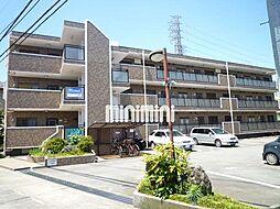サンハイム徳倉[1階]の外観