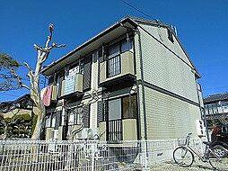 コーポYURI[1階]の外観