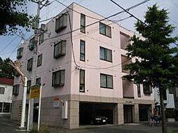 ファーム田村I[3階]の外観