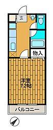 iJハウスお茶畑[2階]の間取り