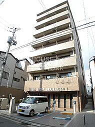 リーガル京都河原町II[102号室号室]の外観