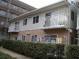 リバティハイツB[102号室]の外観