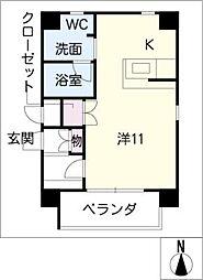 MarcheIII[7階]の間取り