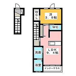 上社駅 7.2万円