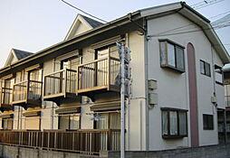キャッスル八幡山[205号室]の外観