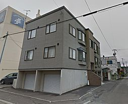 札幌市営東豊線 環状通東駅 徒歩19分の賃貸アパート
