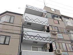 兵庫県神戸市兵庫区上沢通7丁目の賃貸マンションの外観