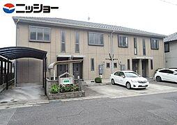 [タウンハウス] 愛知県名古屋市千種区鹿子町7丁目 の賃貸【/】の外観
