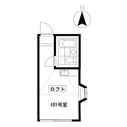 白楽駅 4.1万円