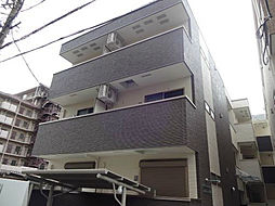 フジパレス北加賀屋I番館[101号室]の外観