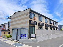 JR片町線(学研都市線) 木津駅 徒歩12分の賃貸アパート