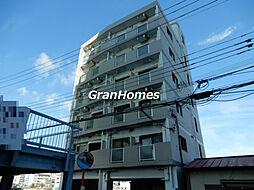 兵庫県明石市中崎2丁目の賃貸アパートの外観