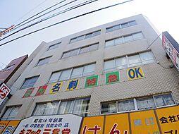 KMマンション[5階]の外観
