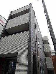 千葉県浦安市北栄2の賃貸アパートの外観