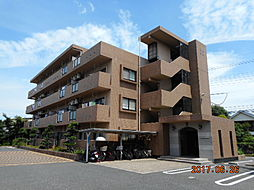埼玉県深谷市上柴町西2丁目の賃貸マンションの外観