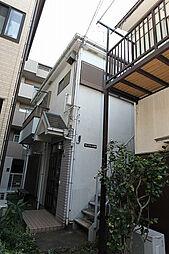 埼玉県新座市栗原4丁目の賃貸アパートの外観