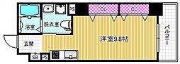will Do 海老江[7階]の間取り