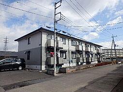 レジデンス岩田[205号室]の外観