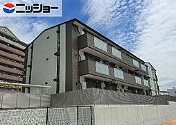 豊田パライソ R[2階]の外観