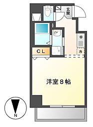 サン・錦本町ビル[12階]の間取り