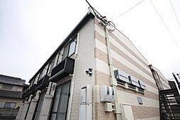 香川県高松市福岡町3丁目の賃貸アパートの外観