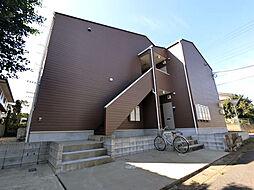 千葉県千葉市若葉区千城台北2丁目の賃貸アパートの外観