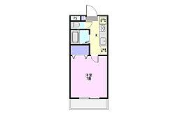第2加島ビル[3階]の間取り
