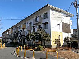 大阪府大阪狭山市大野台6丁目の賃貸マンションの外観