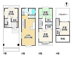 花園町駅 1,980万円