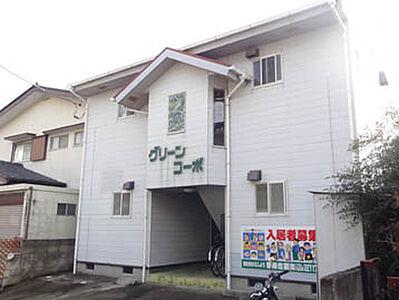 外観,1K,面積25.39m2,賃料3.0万円,JR常磐線 水戸駅 3.2km,,茨城県水戸市緑町