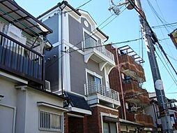 大阪府守口市滝井元町2丁目の賃貸アパートの外観