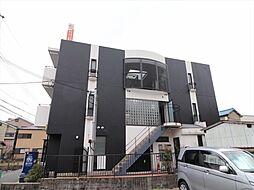 レナジア摂津[3階]の外観