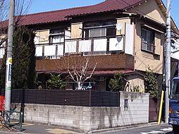 東京都杉並区阿佐谷北6丁目の賃貸アパートの外観