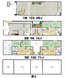 2980万円、土地165.75平米、建物321.95平米