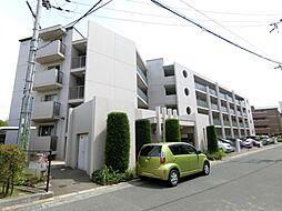 東奈良リッツハウス[4階]の外観