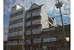 京都府京都市下京区西七条南月読町の賃貸マンションの外観