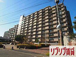 千葉県千葉市若葉区高品町の賃貸マンションの外観