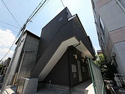 愛知県名古屋市南区戸部下1丁目の賃貸アパートの外観