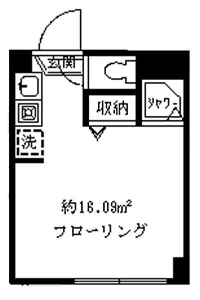 プレシャスイージス[4階]の間取り